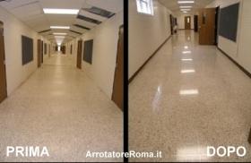 Levigatura marmo roma